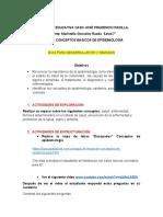 GUIA N4 CONCEPTOS DE EPIDEMIOLOGIA