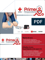 Cruz Roja Primer Respondiente