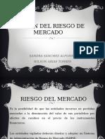 GESTIÓN DEL RIESGO DE MERCADO.pps