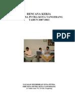 RKS SMP Nusa Putra