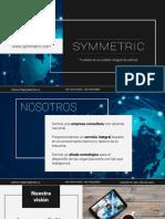 Presentación Symmetric