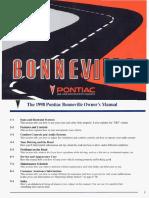 1998 Pontiac Bonneville Owners
