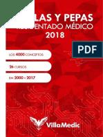 Residentado Médico 2018 - Perlas Pepas Parte 39