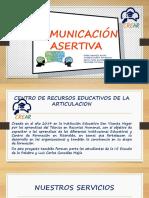 COMUNICACIÓN ASERTIVA OFICIAL