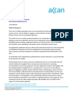 Community sector letter on telco COVID-19 response