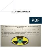 BIOSSEGURANÇA introdução