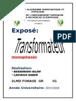 Transformateur