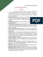 Analisis macroeconómico