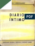 -Søren Kierkegaard - Diário Intimo (espanhol).pdf