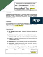 PRC-SST-005 Procedimiento de Rendición de Cuentas del SG-SST