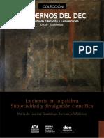 BerruecosLA_CIENCIA_EN_LA_PALABRA