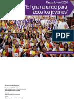Pascua Juvenil 2020 PJ Bucaramanga