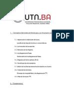 1. - Conceptos Generales de Metalurgia y su Vinculación con la Soldadura