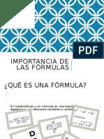 PPT Fórmulas