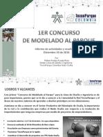 Informe Final 1er Concurso de Modelado Al Parque