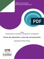 LB_Crisis de educación_crisis de comunicacion