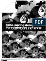 Time Saving Design Aids for Reinforced Concrete