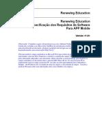 Requisitos de Software2020