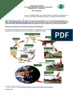 Ecología - Ciclo 5 - 1P.