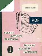 ALBIN FAKIN - Skola Za Klavirsku Harmoniku 1