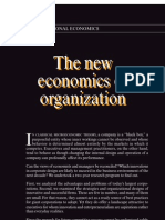 The new economics organization