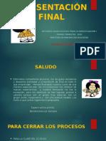 PRESENTACIÓN FINAL Curso Investigacion 1