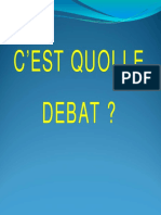 debat Presentation