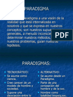 Paradigmas de la psicologia sanitaria
