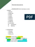 PROCESOS BIOLOGICOS GUIA 1