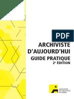 ArchivisteAujourdhui_Edition2