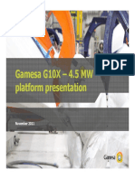 G10X GENERAL PRESENTATION - AVAILABLE FOR HANDLING TO CLIENTS November 2011(1)