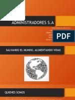 ADMINISTRADORES S.A