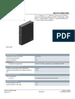 Data sheet 6ES74143XM050AB0 es