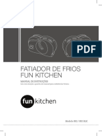 FATIADOR DE FRIOS FUN KITCHEN