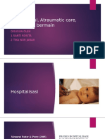 hospitalisasi Atraumatic konsep bermain.pptx