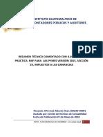 RESUMEN-TÉCNICO-COMENTADO-E-ILUSTRADO-SECCION-29-NIIF-PARA-PYMES-15-