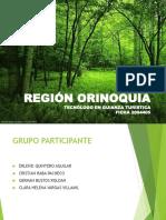 REGION DE LA ORINOQUIA 7