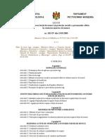 LEGE PRIVIND ocuparea forţei de muncă şi protecţia socială a persoanelor aflate în căutarea unui loc de muncă nr.102-XV din 13.03