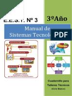 Manual de Sistemas tecnologicos 3°
