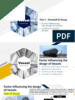 W1 - Intro to Vessel Design