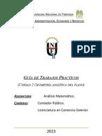 Analisis Matematico - Tp - Unidad 2_Geometría Analítica(Ref-15)