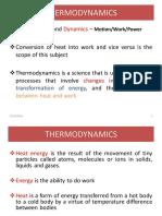 Thermodynamics-1