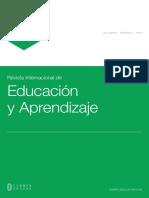Rev._Intl_de_Educación_y_Aprendizaje,_Vol._2,_Núm._1,_2014