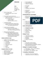 Globalization-Operations Management