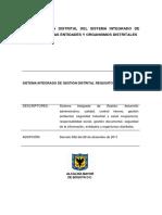 NTD SIG 001 Decreto 652 de 2011