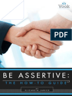 Be Assertive_ The How-To Guide - Janice, Elizabeth.epub