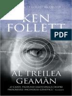 Ken Follett - Al treilea geamăn (v1.0)