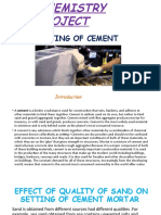 VISHAL SETTING OF CEMENT