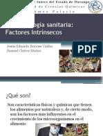 Factores Intrínsecos