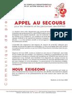 Appel au secours pour les résidents et les personnels des Ehpad des Hauts-de-Seine